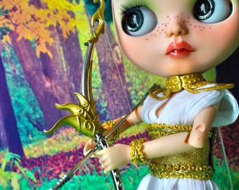 OOAK Custom Blythe Doll #17 - Khaleesi by WhiteChocolateDreamland