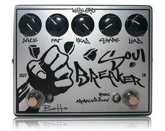 Soul Breaker Distortion guitar pedal
