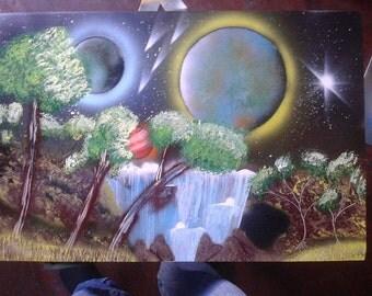 Spray Paint By Adrian