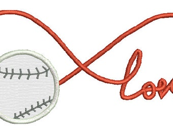Baseball set of 3 embroidery designs and applique, 3 designs, 4 sizes, 8 formats(dst,exp,jef,hus,pes,vip,sew,xxx),instant download,1zip file