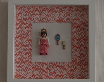 Frame figurine Playmobil Princess