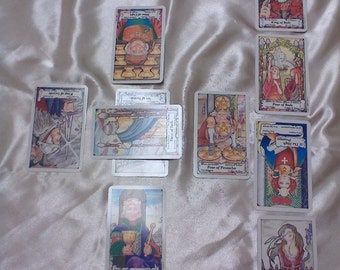 Individualized Tarot Reading