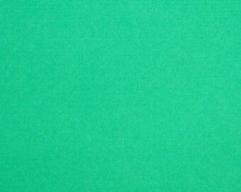 49 - Emerald - Merino Wool Felt