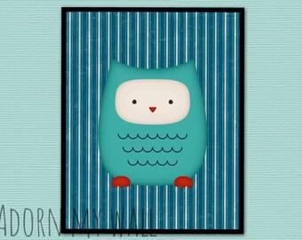 20% OFF Owl nursery print, owl print, nursery decor, owl nursery, owl nursery art, nursery art, owl nursery decor, owl nursery print, owl