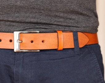 Belt, Belt for Men, Western Belt, Waist Belt, Mens Belt, Brown Belt