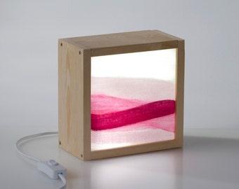 Light Box Waves