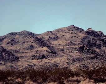 UNTOUCHED MOUNTAIN