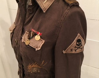 Science officers field jacket small