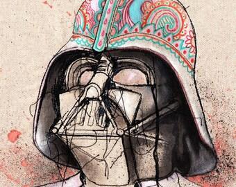 Flower Vader
