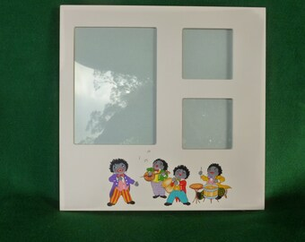The Golly orchestra picture frame
