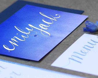 Engagement Party Invitation // Circle of Love
