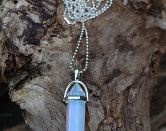 Crystal Opalite Necklace