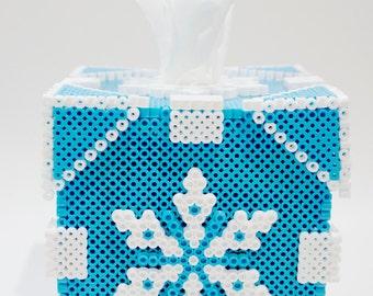 Snowflake's Tissue Box