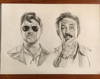 The Nice Guys ORIGINAL Portrait