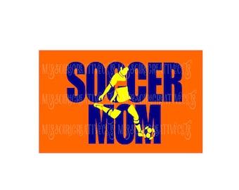 Soccer mom boy knockout t-shirt design  SVG Cut file  Cricut explore filescrapbook vinyl decal wood sign t shirt cricut cameo