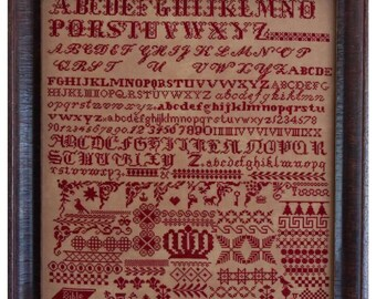 Louisa Coulimore, a Bristol Orphanage Sampler