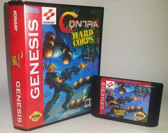 Contra Hard Corps Reproduction