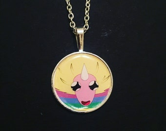 Lady Rainicorn Adventure Time Necklace