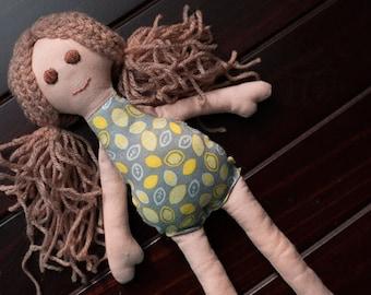 Evie - 31cm Rag Doll