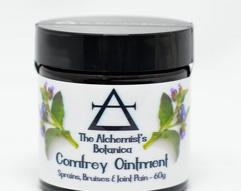 The Alchemist's Botanica Comfrey Ointment 60g