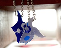 Kindred The Eternal Hunters necklace from League of Legends