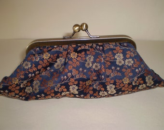Clutch Bag, Clutch Purse, Evening Clutch, Wedding Clutch, Floral Clutch