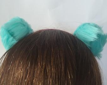 Teal Bear Ears