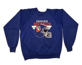 Vintage Denver Broncos Crewneck