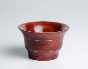 bloodwood and birtch bowl