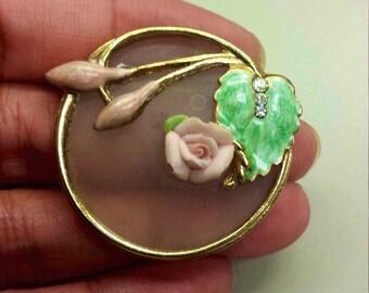 Costume Jewelry Brooch