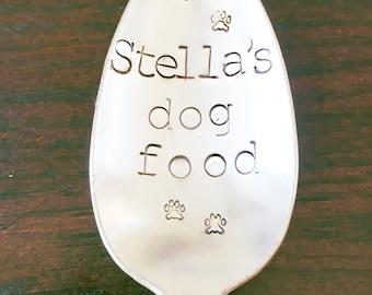 Stella's dog food - CUSTOM