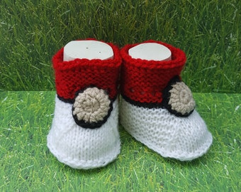 Pokemon Unique baby shower gifts, gift for babies,  buy gift for baby shower, kids shoes,  booties for infants, kids booties,