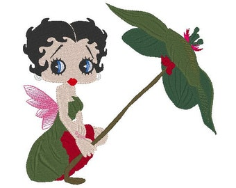 Betty Boop tooth fairy Woods