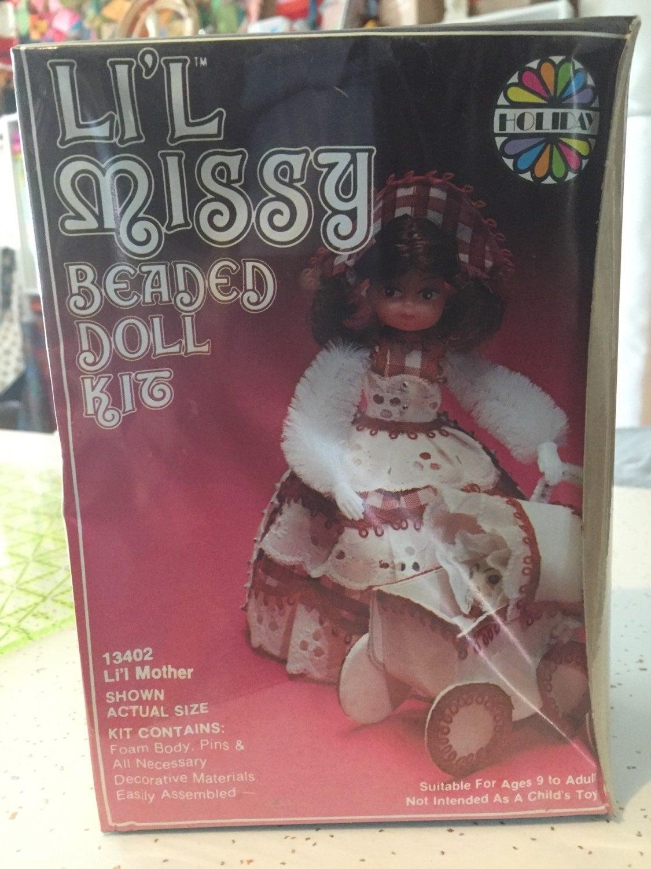 l il beaded doll kit lil