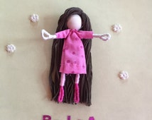 Alphabet Dolls - B Bella