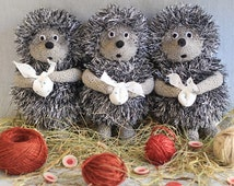 Hedgehog in the Fog-Plushies-Doll-Miniature toy-stuffed animal-hedgehog-protector-puppet-soft toys-souvenirs-defender-talisman-amulet.