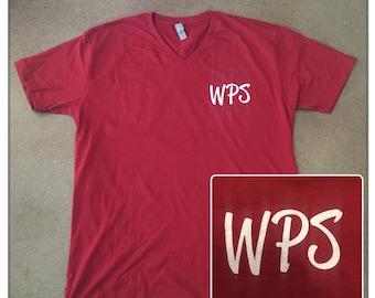 WPS Short Sleeve V-Neck Shirt