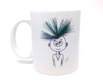 mug funny boy