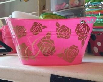 Roses Bucket