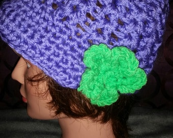Kids brim hat