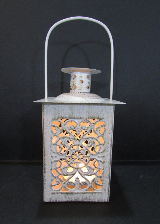 metal rustic lanterns candle lantern wedding lantern. Black Bedroom Furniture Sets. Home Design Ideas