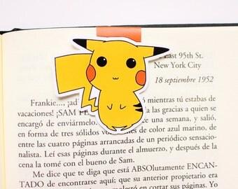 Pikachu Magnetic Bookmark