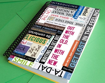 In With the New Daily Planner 2016