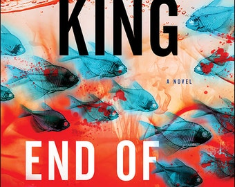 End of Watch By stephen king e-Book