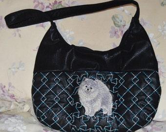 Pomeranian Purse
