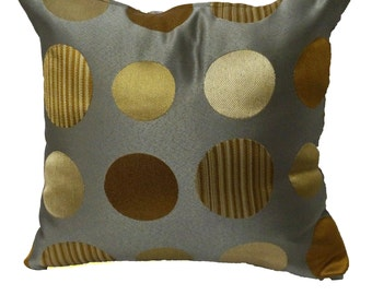 Decorative Pillow Cover with Zipper