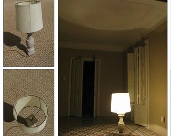 baluster lamp (1/12 miniatures)