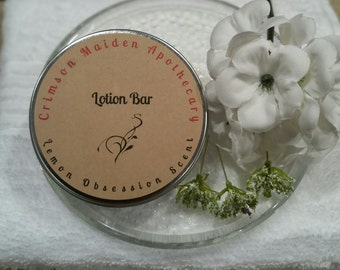 Lavish Lotion Bar 3oz with tin