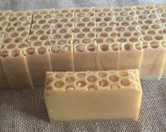 Natural Goats Milk Soap 12 Piece Log
