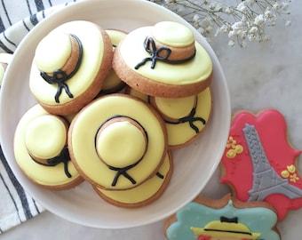 Madeline Theme Sugar Cookies (1 Dozen)